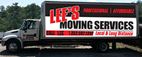 Lee's Moving Truck